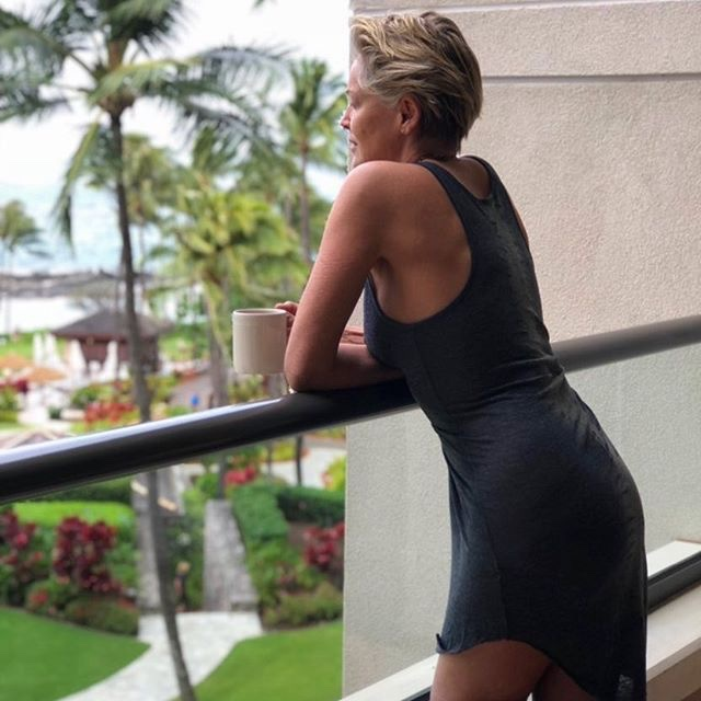 Sharon Stone Instagram account